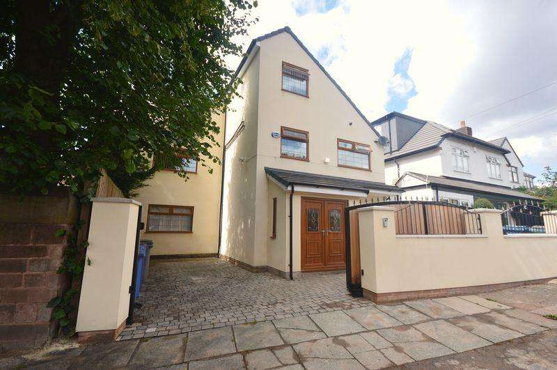 5 Bedrooms Detached House for sale in Druidsville Road, Calderstone