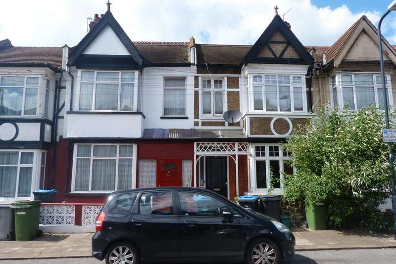 4 Bedrooms Terraced House for sale in Acacia Avenue, Wembley