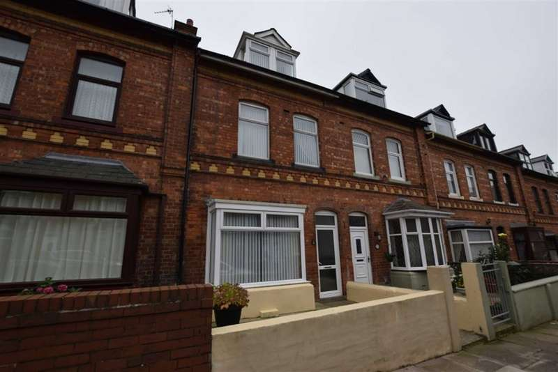 4 Bedrooms Terraced House for sale in James Watt Terrace, Barrow-in-Furness, Cumbria
