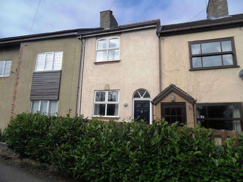 2 Bedrooms Terraced House for sale in Station Road, Hugglescote