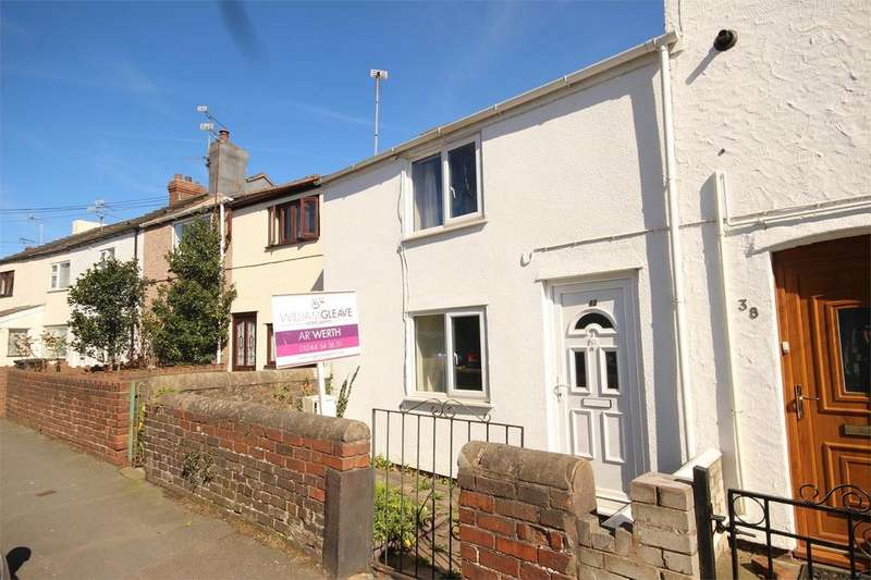 2 Bedrooms End Of Terrace House for sale in Church Road, Buckley, Flintshire
