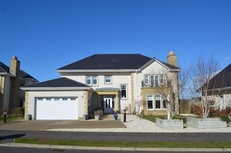 4 Bedrooms Detached Villa House for sale in 16 Belleisle Drive, Ayr, KA7 4BN