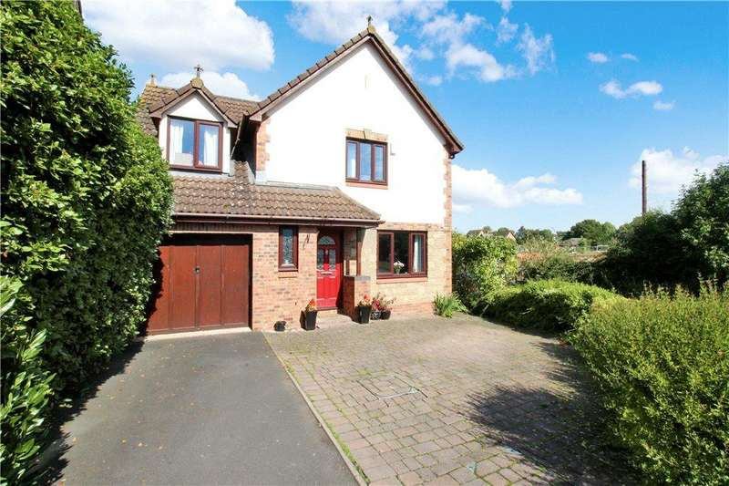 4 Bedrooms Detached House for sale in King Charles Avenue, Powick, WR2
