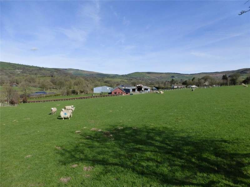 4 Bedrooms Farm Commercial for sale in Nantmel, Rhayader, Powys