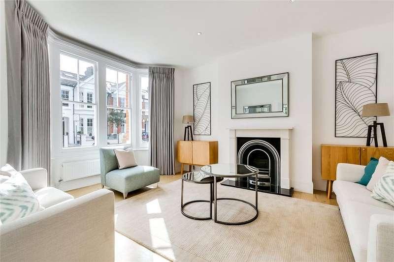 4 Bedrooms Terraced House for sale in Westhorpe Road, West Putney, London