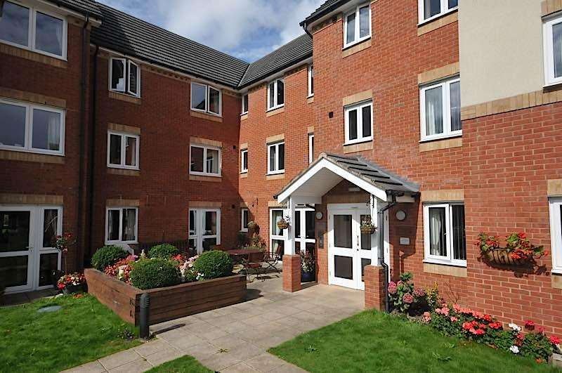 1 Bedroom Ground Flat for sale in STOURBRIDGE - Spicer Lodge