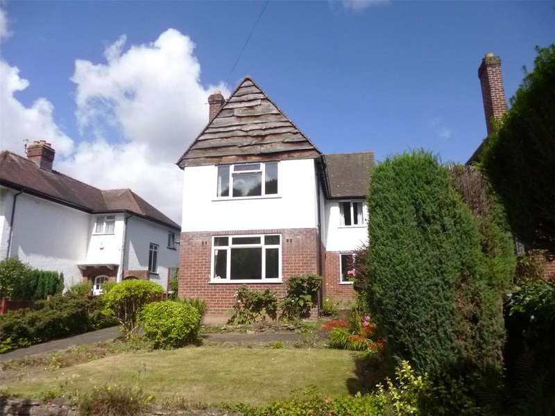 3 Bedrooms Detached House for sale in Livesey Road, Ludlow, Shropshire