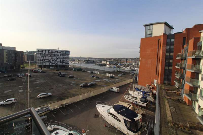 2 Bedrooms Apartment Flat for sale in Neptune Marina, Ipswich