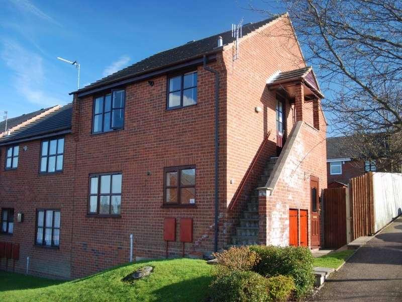 2 Bedrooms Maisonette Flat for sale in Juniper Rise, HALESOWEN, West Midlands