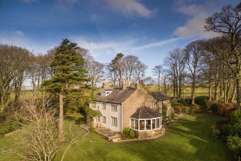 5 Bedrooms Detached House for sale in Barley Bank House, Tatham, Lancaster, Lancashire LA2 8PS