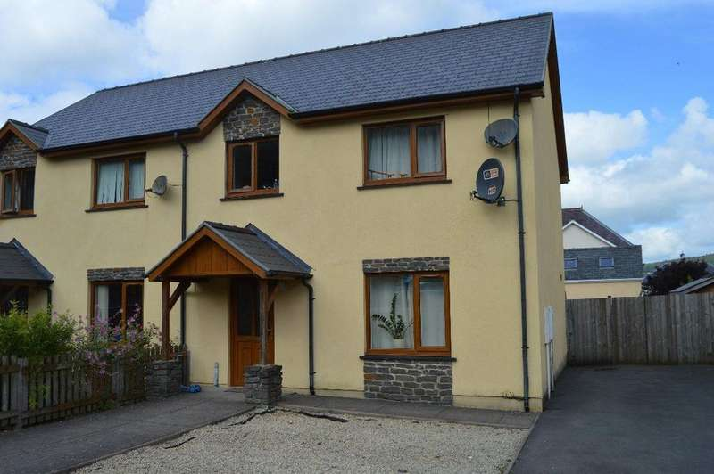 3 Bedrooms House for rent in Lampeter, Cwmann