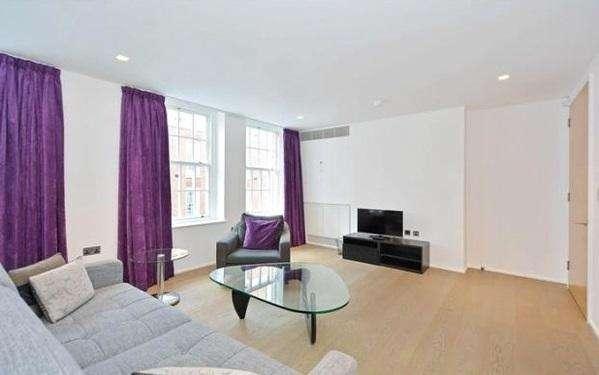 2 Bedrooms Flat for rent in Eastcastle Street, London