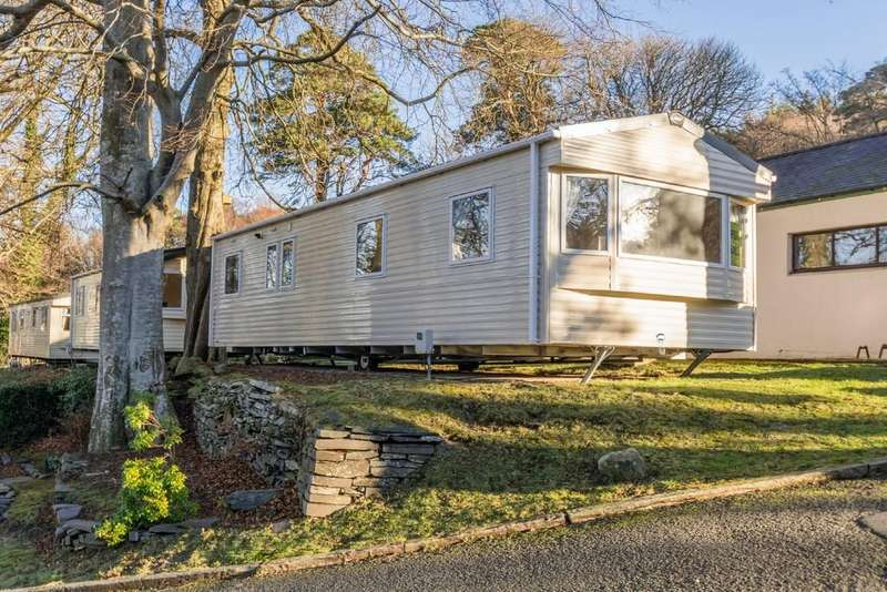 3 Bedrooms Chalet House for sale in Ogwen Bank Holiday Park Country Club, Bethesda, North Wales