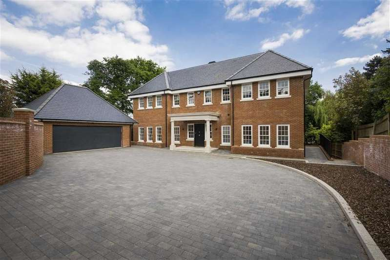 7 Bedrooms Detached House for sale in Camlet Way, Hadley Wood, Hertfordshire
