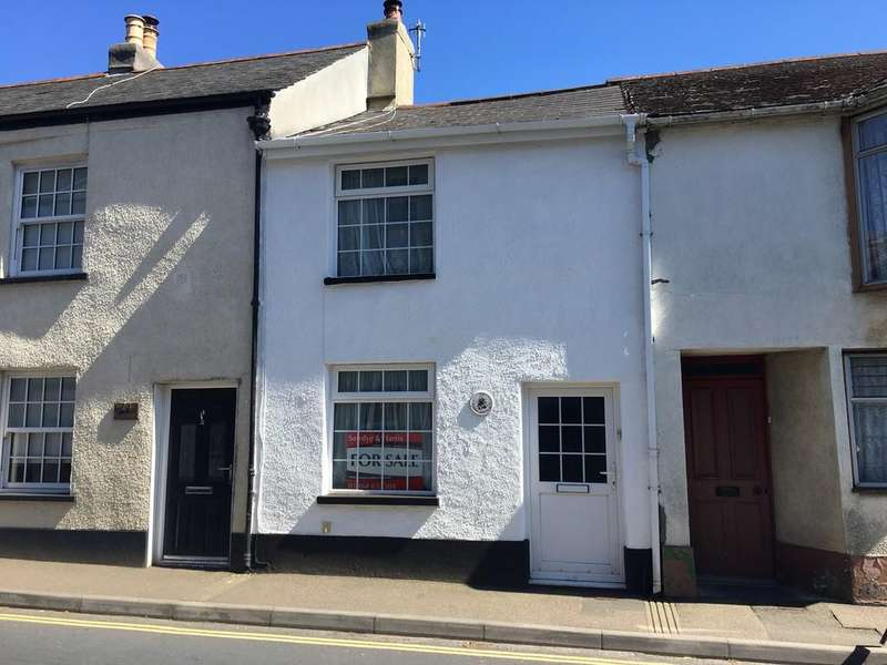 2 Bedrooms Terraced House for sale in Chudleigh, Devon
