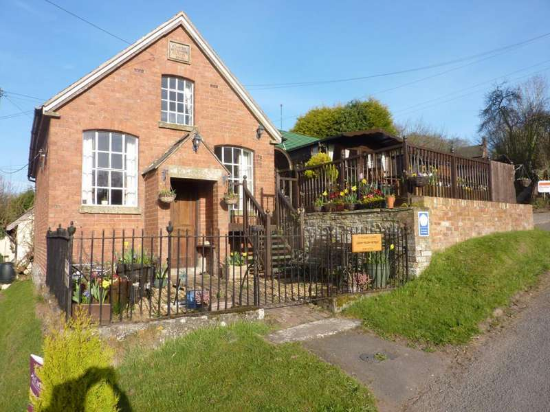 2 Bedrooms Detached House for sale in Stoke St. Milborough, Ludlow, Shropshire