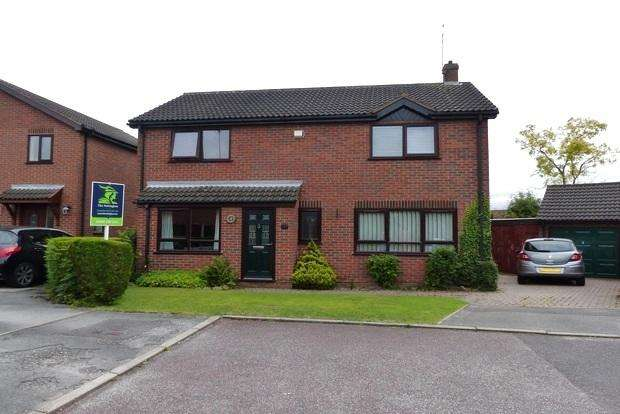4 Bedrooms Detached House for sale in Tiree Close, Trowell, Nottingham, NG9