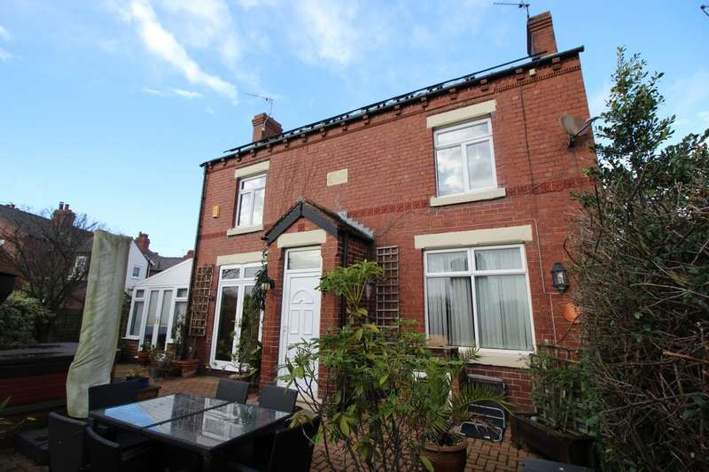 3 Bedrooms Detached House for sale in Greenbank Road, Normanton, WF6
