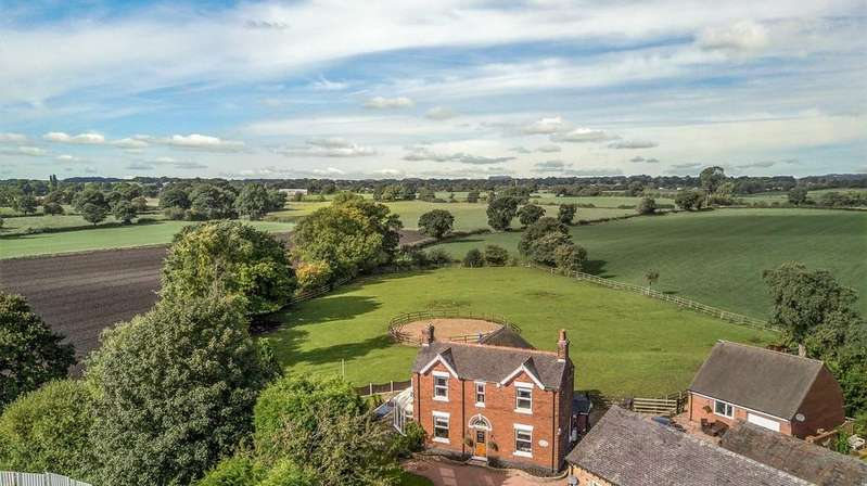 Land Commercial for sale in Heath End Farm, Alsager