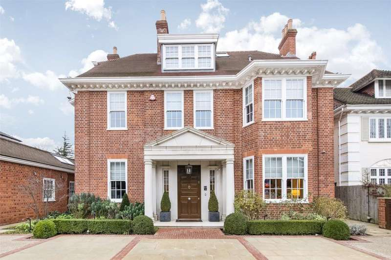 7 Bedrooms Detached House for sale in Stormont Road, London, N6