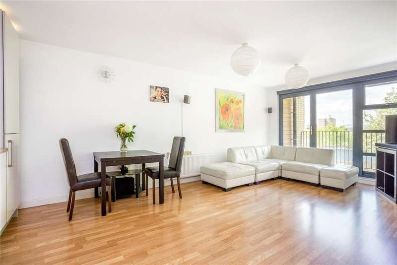 3 Bedrooms Flat for sale in Fawe Street, London, E14