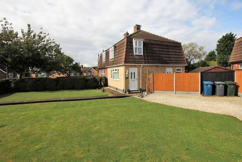 3 Bedrooms Semi Detached House for sale in Lantern Lane, East Leake