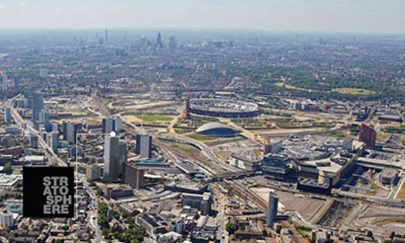 2 Bedrooms Apartment Flat for sale in Stratosphere, Broadway, Stratford