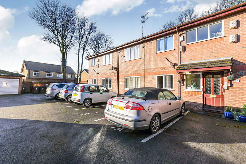 2 Bedrooms Flat for sale in Menai Mews St. James Road, Prescot, L34