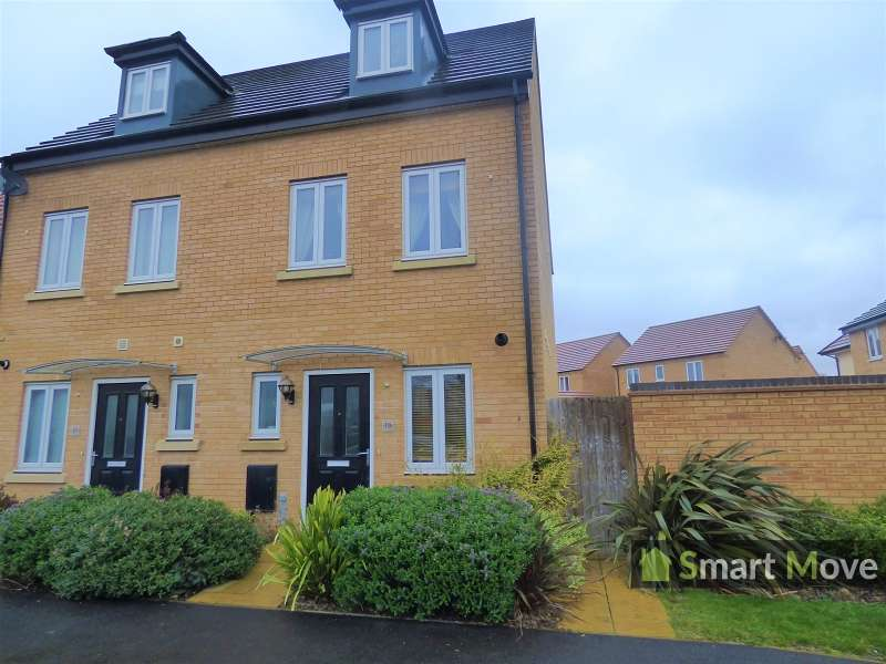 4 Bedrooms Semi Detached House for sale in Manor Drive, Peterborough, Cambridgeshire. PE4 7AR