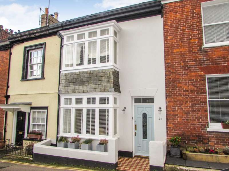 3 Bedrooms Terraced House for sale in Bicton Street, Exmouth