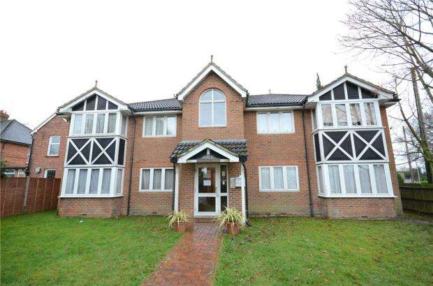 2 Bedrooms Apartment Flat for sale in Hammond Court, Shepherds Lane, Bracknell
