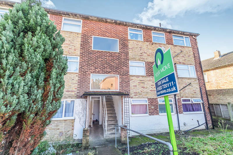 2 Bedrooms Flat for sale in Lower Fant Road, Maidstone, ME16