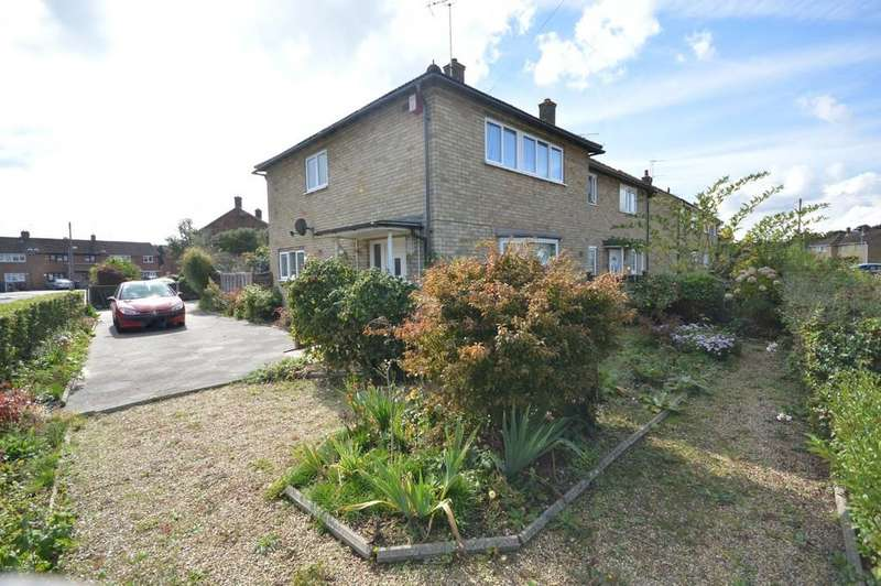 3 Bedrooms Semi Detached House for sale in Finchingfield Way, Colchester