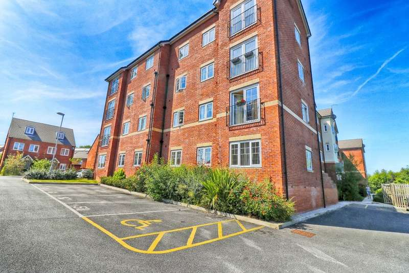 2 Bedrooms Flat for sale in St. Johns House Robinson Road, Ellesmere Port, CH65