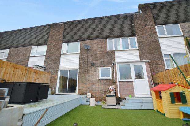 3 Bedrooms Terraced House for sale in Langdale Gardens, Plymouth, Devon