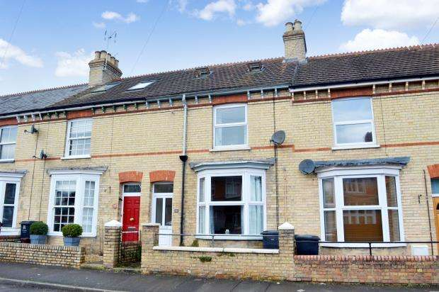 3 Bedrooms Terraced House for sale in Eastleigh Road, Taunton, Somerset