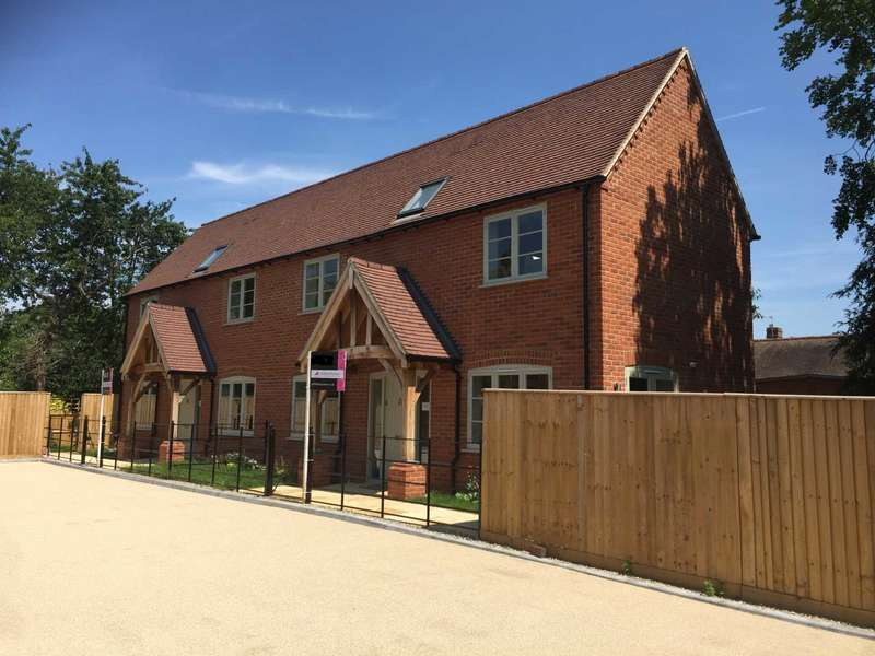2 Bedrooms Semi Detached House for sale in High Street, Benson