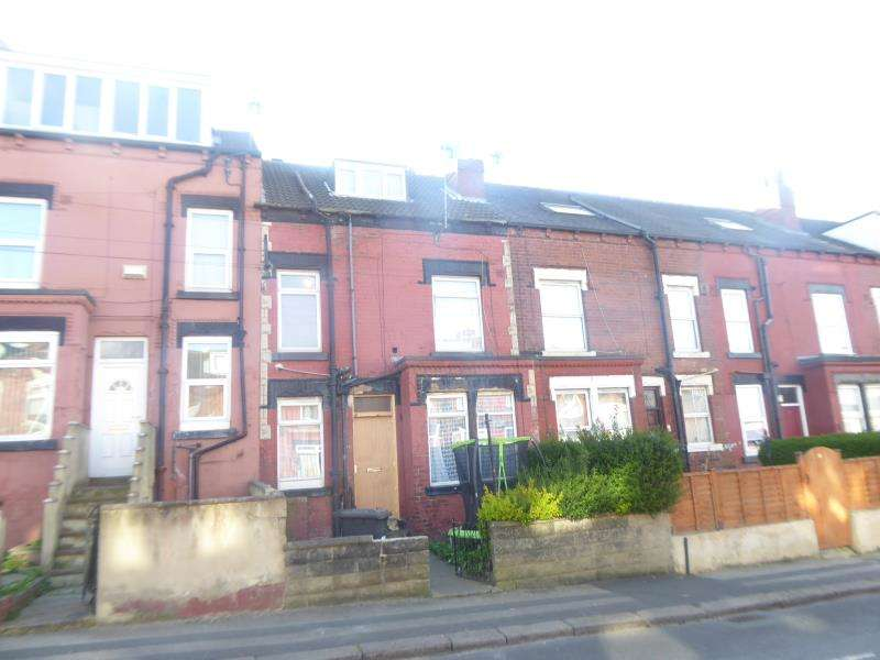2 Bedrooms Terraced House for sale in Clifton Mount, Harehills, LS9