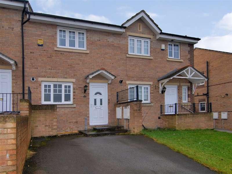 2 Bedrooms Terraced House for sale in Corsair Avenue, Bradford