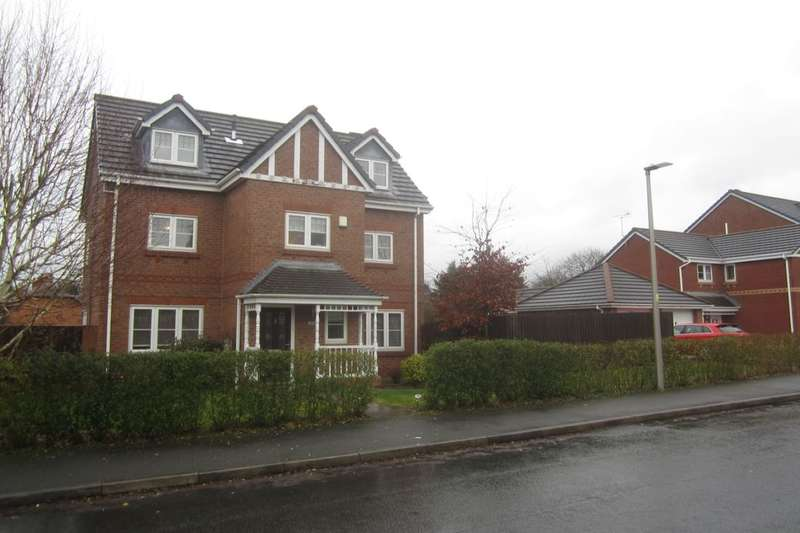 5 Bedrooms Detached House for sale in Mottram Drive, Stapeley, Nantwich, CW5
