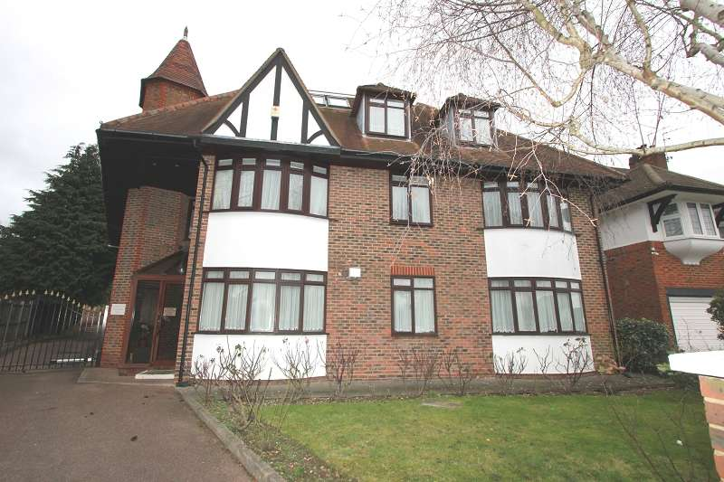 2 Bedrooms Flat for sale in Cedarwood Lodge, Orchard Drive, Edgware, Greater London. HA8 7SD