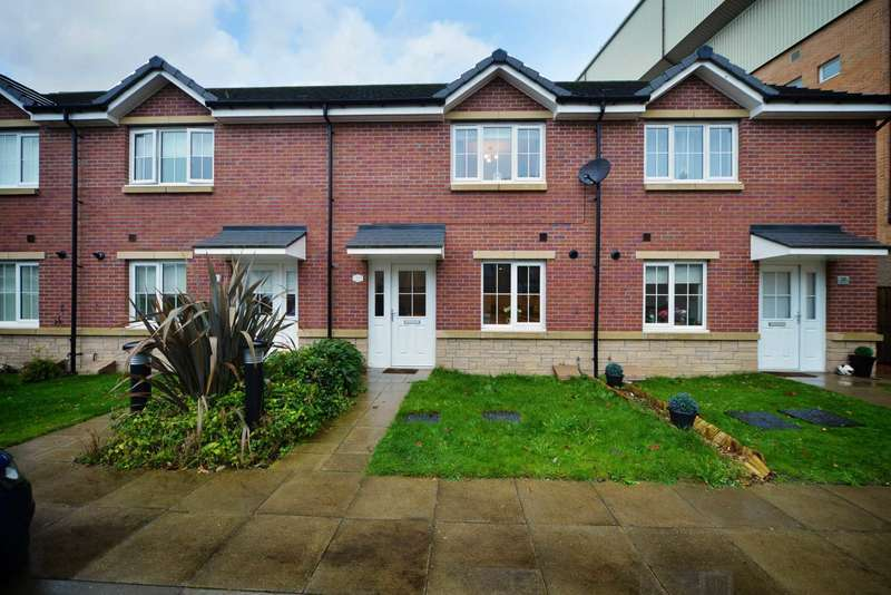 3 Bedrooms Terraced House for sale in Kingfisher Court, Motherwell