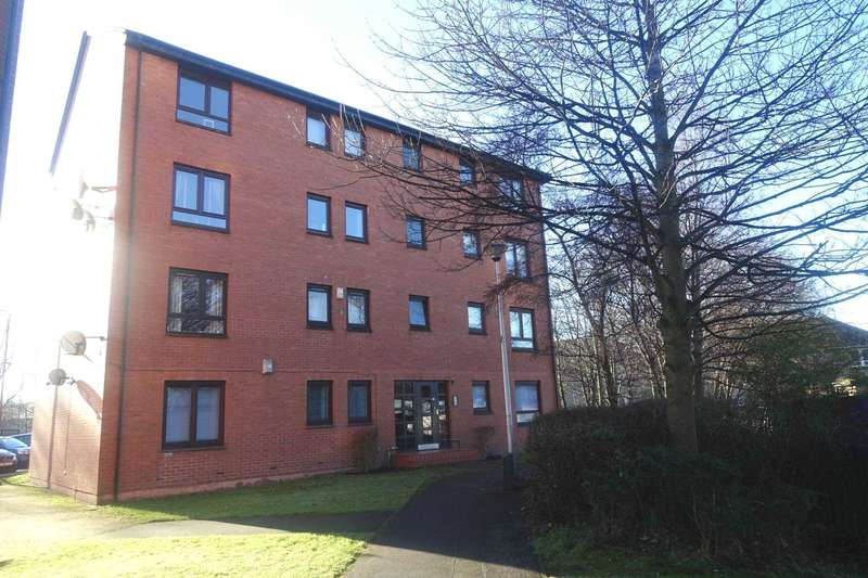 1 Bedroom Flat for sale in Burnhill Quadrant, Glasgow