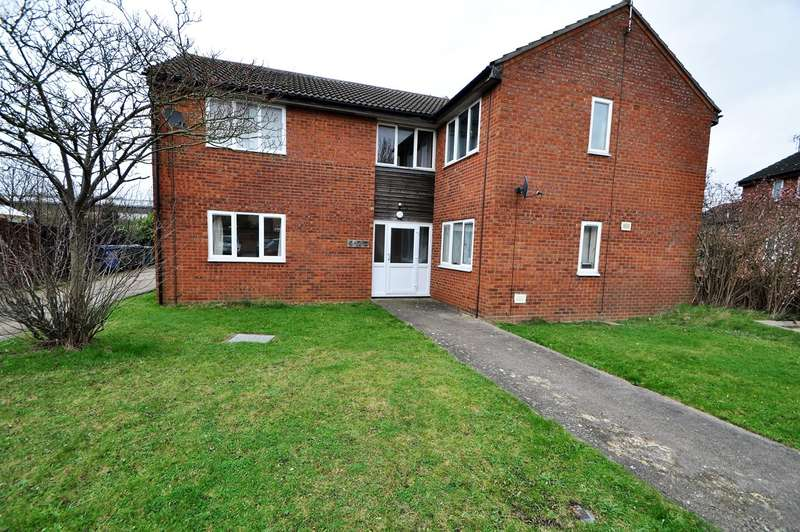 1 Bedroom Apartment Flat for sale in Armitage Way, Cambridge, CB4