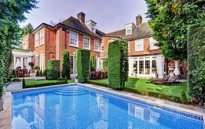 7 Bedrooms Detached House for sale in Upper Terrace