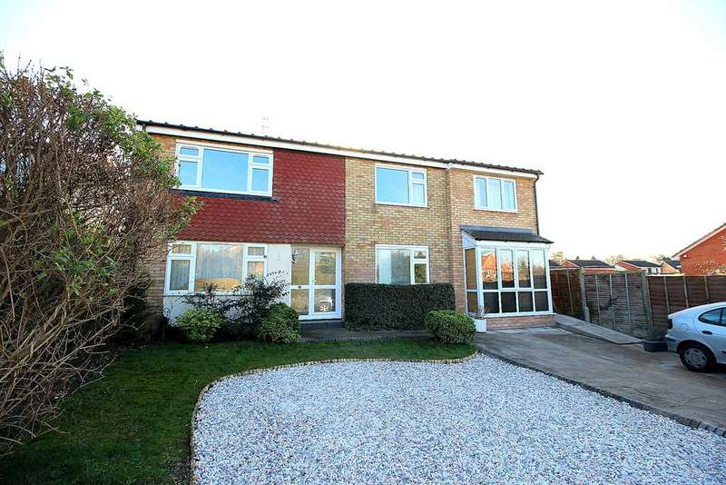 4 Bedrooms Semi Detached House for sale in Field Way, Cambridge