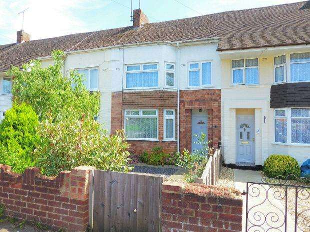 3 Bedrooms Terraced House for sale in Orchard Way, Banbury