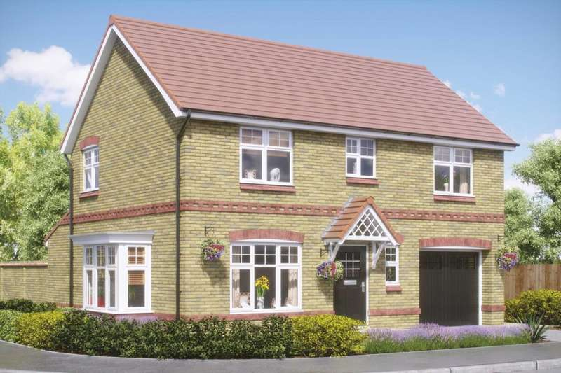 3 Bedrooms Detached House for sale in The Ashwell Gloucester Street, Atherton, Manchester, M46