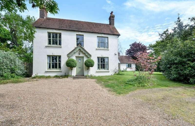 6 Bedrooms Detached House for sale in Broad Oak, Brede, Near Rye, East Sussex, TN31 6DG