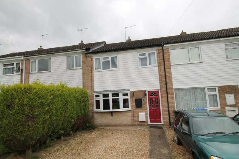 3 Bedrooms Terraced House for sale in Lindsey Gardens, Market Harborough